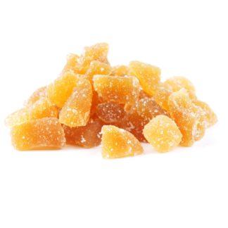 sweet ginger slices