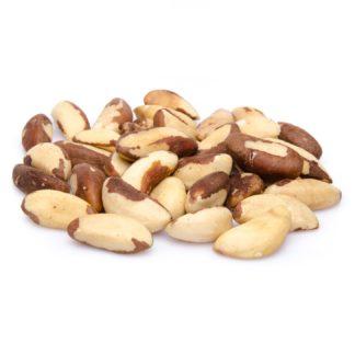 Bertoletijų riešutai arba kitaip – Braziliški riešutai natūralioje medicinoje vadinami tikrais stebukladariais. Iš visų kitų riešutų išsiskiria itin dideliu seleno kiekiu. Vos 2-3 bertoletijos riešutai per dieną aprūpins organizmą rekomenduojama seleno norma.